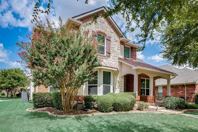 15914 Twin Cove Drive, Frisco, TX 75035 (MLS #14413895) :: Frankie Arthur Real Estate