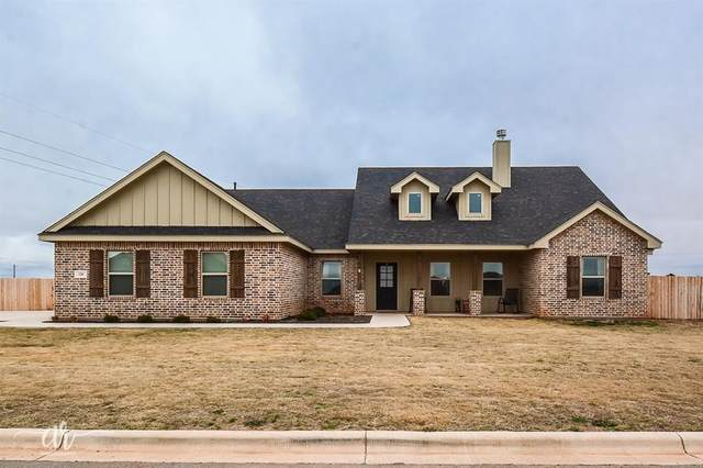 120 Ashley Drive, Tuscola, TX 79562 (MLS #14413898) :: The Paula Jones Team | RE/MAX of Abilene