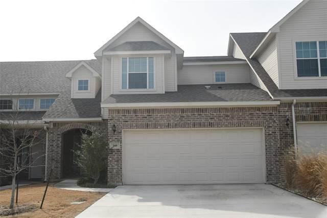 109 Legacy Boulevard, Weatherford, TX 76085 (MLS #14413924) :: NewHomePrograms.com LLC
