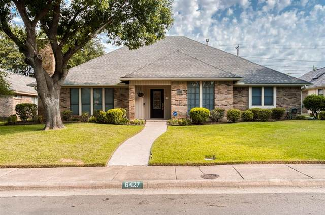 6427 Barfield Drive, Dallas, TX 75252 (MLS #14413960) :: The Heyl Group at Keller Williams