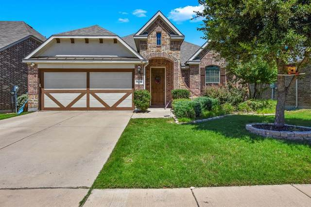 12217 Knots Lane, Frisco, TX 75036 (MLS #14413991) :: The Mitchell Group