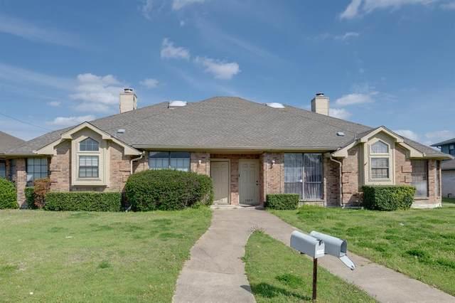 13214 Fall Manor Drive, Dallas, TX 75243 (MLS #14414001) :: Century 21 Judge Fite Company