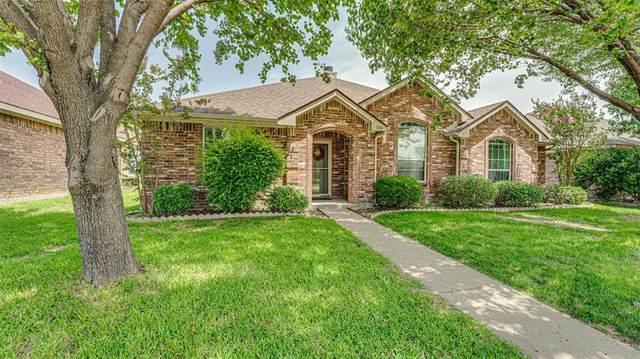 104 Clover Leaf Lane, Red Oak, TX 75154 (MLS #14414021) :: The Heyl Group at Keller Williams