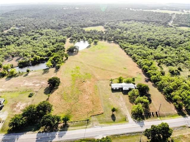 1200 S Fm 113, Millsap, TX 76066 (MLS #14414022) :: Real Estate By Design