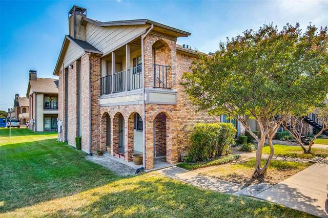 2835 Keller Springs Road #1307, Carrollton, TX 75006 (MLS #14414059) :: The Heyl Group at Keller Williams