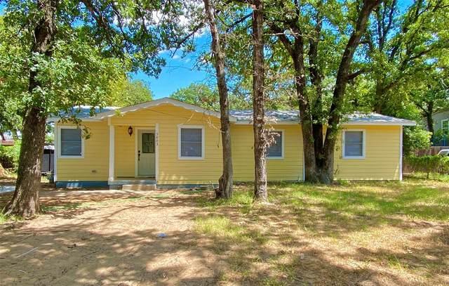 5803 Truett Street, Forest Hill, TX 76119 (MLS #14414072) :: The Heyl Group at Keller Williams