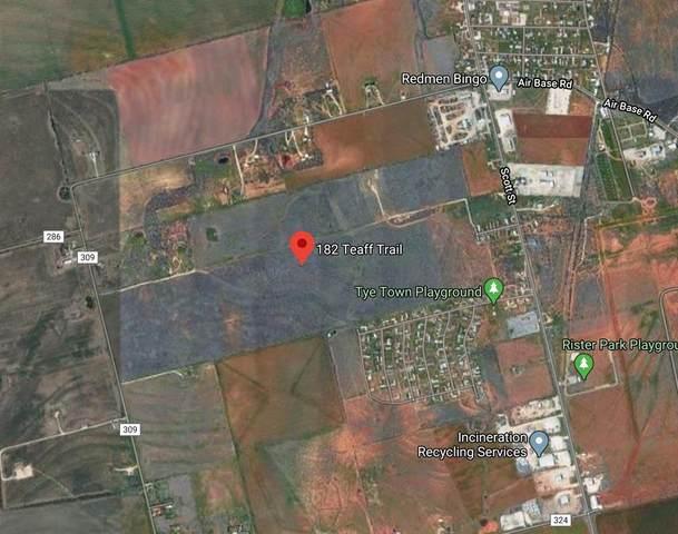 182 C Teaff Trail, Tye, TX 79563 (MLS #14414095) :: The Heyl Group at Keller Williams