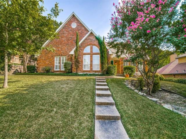 207 Forest Trace, Rockwall, TX 75087 (MLS #14414106) :: The Heyl Group at Keller Williams