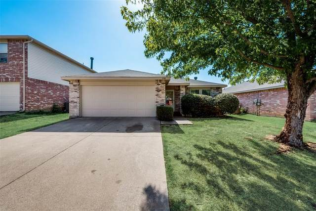 8740 Hunters Trail, Fort Worth, TX 76123 (MLS #14414107) :: The Heyl Group at Keller Williams