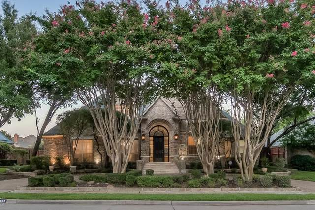 502 Country Lane, Coppell, TX 75019 (MLS #14414109) :: The Heyl Group at Keller Williams
