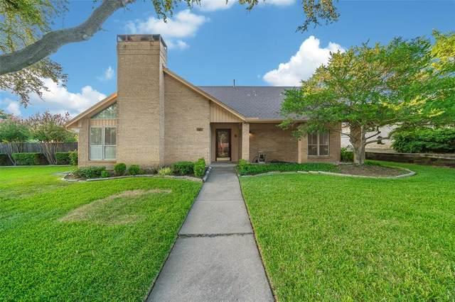 3718 Balfour Place, Carrollton, TX 75007 (MLS #14414160) :: The Heyl Group at Keller Williams