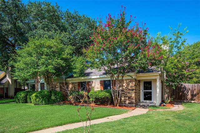 842 Versailles Street, Mesquite, TX 75149 (MLS #14414349) :: North Texas Team | RE/MAX Lifestyle Property