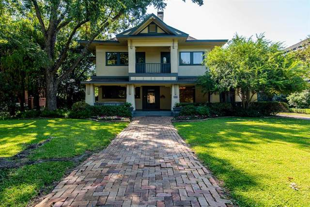 4938 Swiss Avenue, Dallas, TX 75214 (MLS #14414483) :: The Mitchell Group