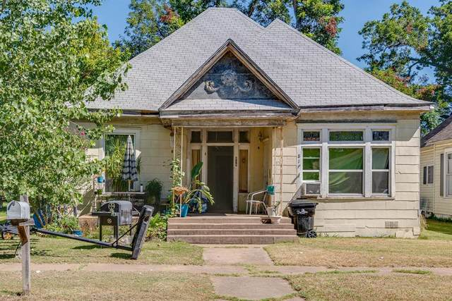 819 W Owing Street, Denison, TX 75020 (MLS #14414488) :: The Mitchell Group