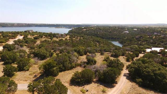 A9 Governors Cove Court, Possum Kingdom Lake, TX 76449 (MLS #14414532) :: The Daniel Team