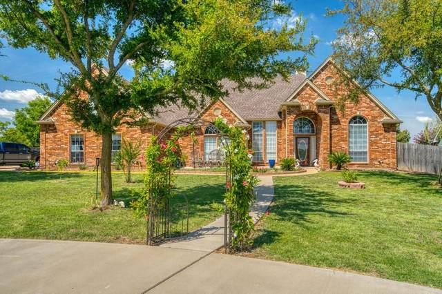 3921 Joe Wilson Road, Midlothian, TX 76065 (MLS #14414648) :: Robbins Real Estate Group