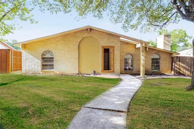 1413 Sequoia Drive, Plano, TX 75023 (MLS #14414666) :: Frankie Arthur Real Estate