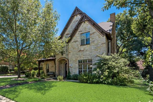 6164 Palo Pinto Avenue, Dallas, TX 75214 (MLS #14414680) :: Frankie Arthur Real Estate