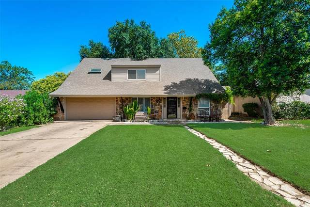 12323 High Meadow Drive, Dallas, TX 75234 (MLS #14414723) :: The Kimberly Davis Group