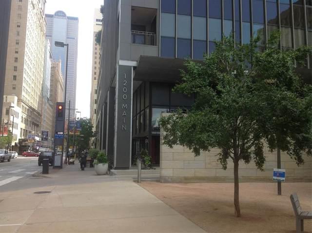 1200 Main Street #803, Dallas, TX 75202 (MLS #14414915) :: Keller Williams Realty