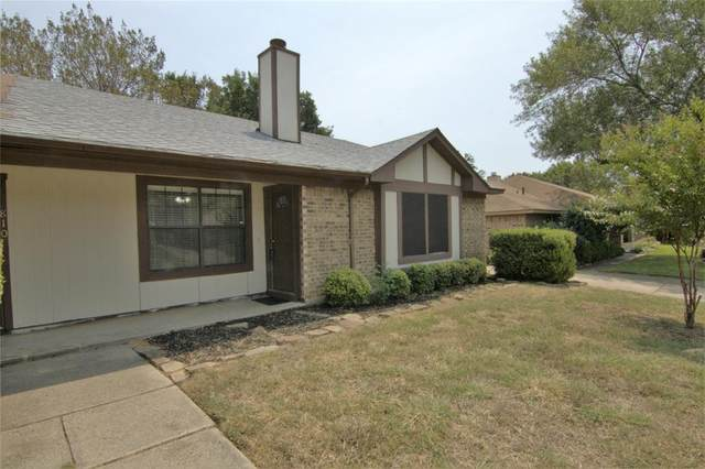 808 Midcreek Drive, Euless, TX 76039 (MLS #14414969) :: Real Estate By Design