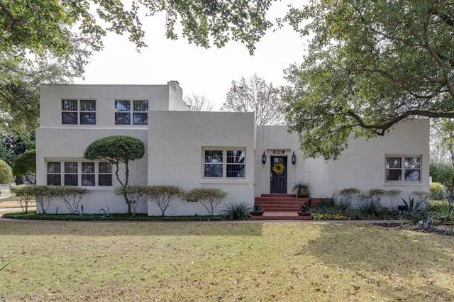 3121 Westcliff Road W, Fort Worth, TX 76109 (MLS #14414990) :: The Mitchell Group