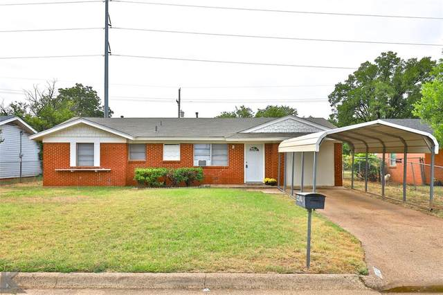 4457 State Street, Abilene, TX 79603 (MLS #14415046) :: Real Estate By Design