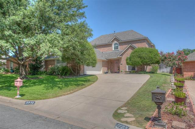 6932 Allen Place Drive, Fort Worth, TX 76116 (MLS #14415055) :: NewHomePrograms.com LLC