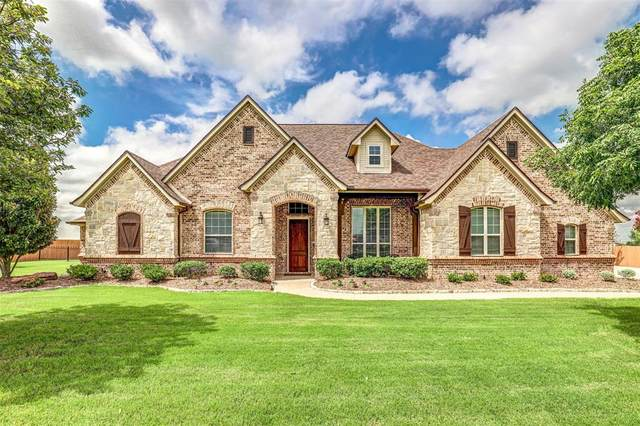 11224 Lonesome Mountain Trail, Haslet, TX 76052 (MLS #14415059) :: Justin Bassett Realty