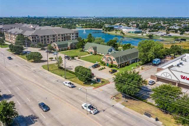 2129 N Josey Lane, Carrollton, TX 75006 (MLS #14415156) :: All Cities USA Realty