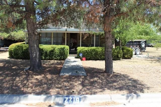 2719 S Commercial Avenue, Coleman, TX 76834 (MLS #14415157) :: Team Hodnett