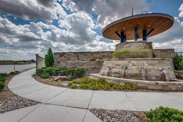 2418 Somercrest Place, Midlothian, TX 76065 (MLS #14415192) :: The Hornburg Real Estate Group