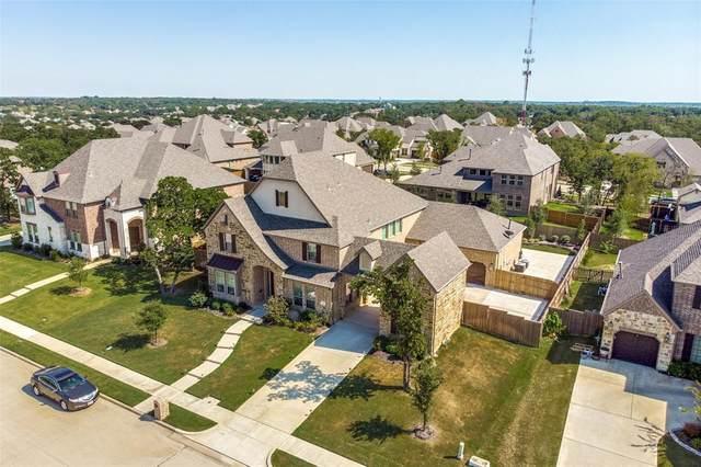 404 Emerald Ridge, Keller, TX 76248 (MLS #14415211) :: Team Tiller