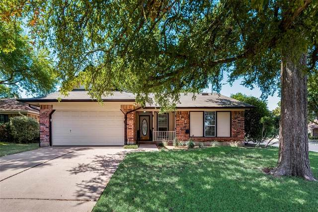 741 Montvale Drive, Mansfield, TX 76063 (MLS #14415329) :: The Mitchell Group