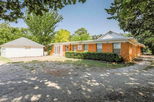 415 E University Drive, Denton, TX 76209 (MLS #14415362) :: The Kimberly Davis Group