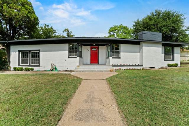 1910 Danube Drive, Dallas, TX 75203 (MLS #14415382) :: The Hornburg Real Estate Group