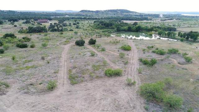 Lot 424 Firewheel, Possum Kingdom Lake, TX 76449 (MLS #14415432) :: The Daniel Team