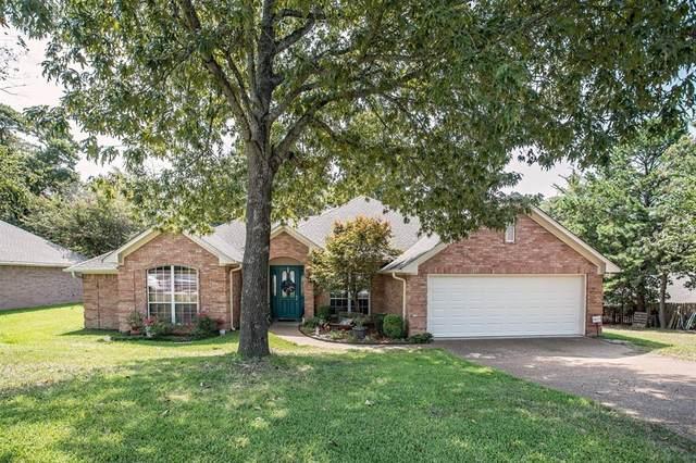 4001 Chapel Woods Boulevard, Tyler, TX 75707 (MLS #14415451) :: The Kimberly Davis Group