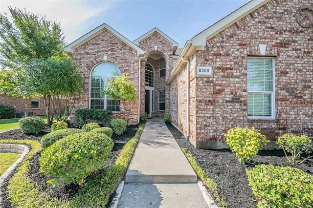 5208 Winterberry Court, Fort Worth, TX 76244 (MLS #14415638) :: Frankie Arthur Real Estate