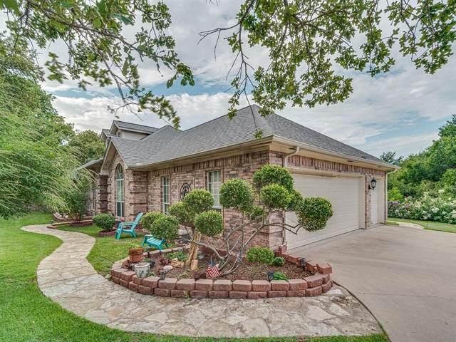 5411 Corto Drive, Granbury, TX 76049 (MLS #14415647) :: The Mitchell Group