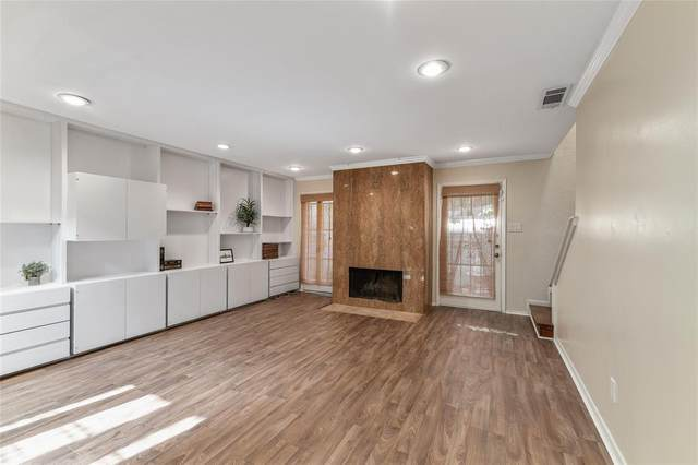 3623 Routh Street A, Dallas, TX 75219 (MLS #14415713) :: All Cities USA Realty