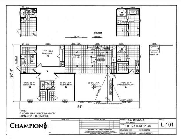145 Adalida Lane, Springtown, TX 76082 (MLS #14415732) :: Trinity Premier Properties