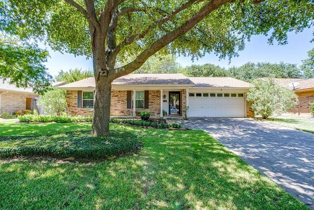 2814 Mesa Verde Trail, Grapevine, TX 76051 (MLS #14415741) :: RE/MAX Landmark
