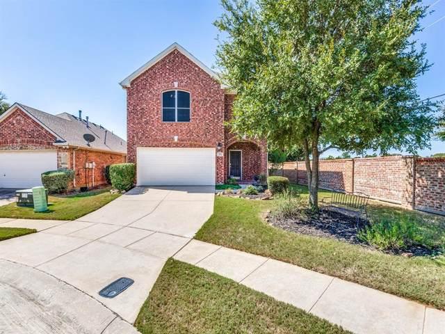 371 Granger Circle, Lantana, TX 76226 (MLS #14416066) :: Team Tiller