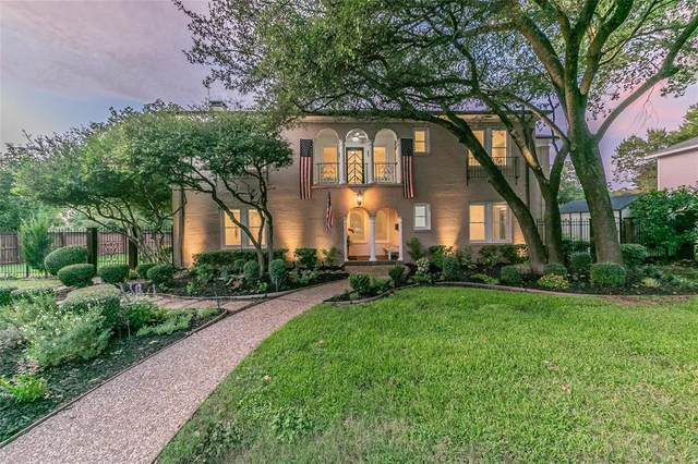 3748 Hilltop Road, Fort Worth, TX 76109 (MLS #14416071) :: The Mauelshagen Group
