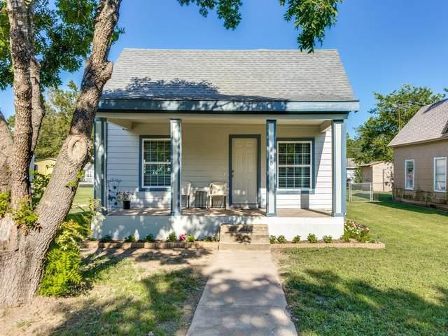 110 Holcombville Road, Tom Bean, TX 75491 (MLS #14416137) :: Trinity Premier Properties