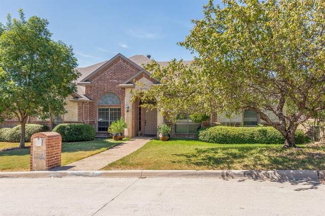 220 Oak Hill Drive, Trophy Club, TX 76262 (MLS #14416280) :: The Mitchell Group