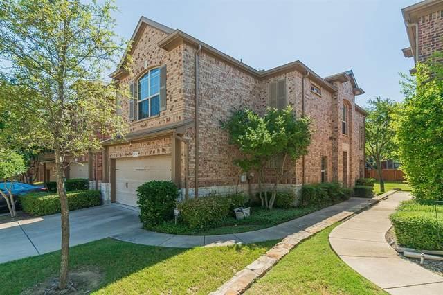 312 Basil Street, Garland, TX 75040 (MLS #14416324) :: Team Tiller