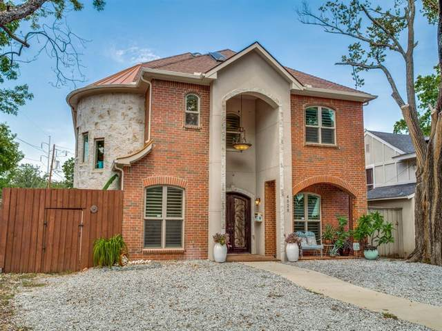4528 Mockingbird Lane, University Park, TX 75205 (MLS #14416384) :: The Tierny Jordan Network
