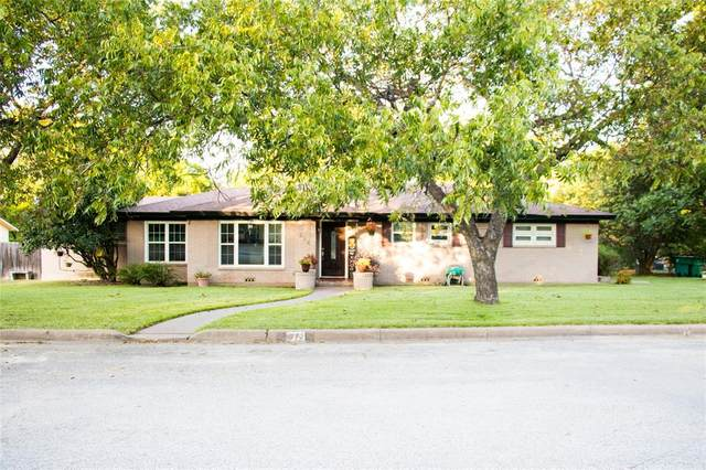 510 S Avenue O, Clifton, TX 76634 (MLS #14416396) :: Real Estate By Design